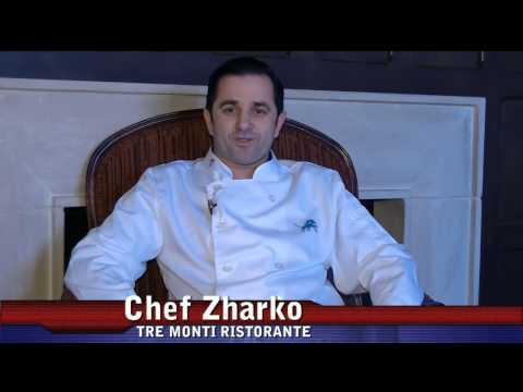 Chef Zharko - Tre Monti Ristorante