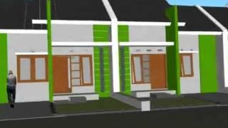 Dapatkan Rumah Murah Green Blossom Sawangan Depok