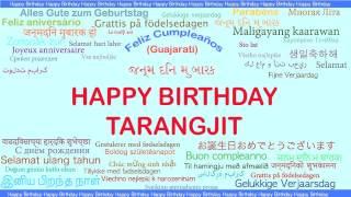 Tarangjit   Languages Idiomas - Happy Birthday