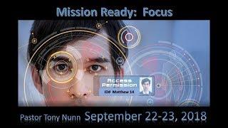 Mission Ready: Focus