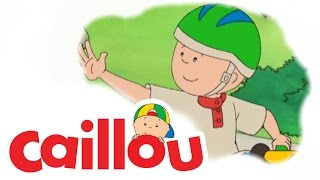 Caillou - Caillou Hurts Himself  S01E60  Videos For Kids