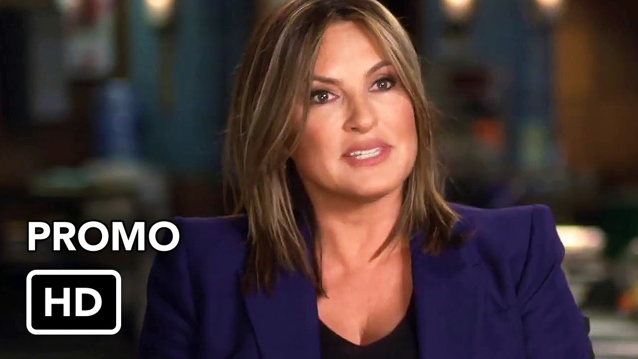 Law and Order SVU Season 21 First Look Preview (HD)