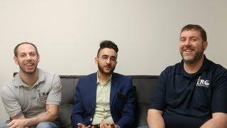 The Escape Room Guys  Interview with Calypso39;s Escape Room