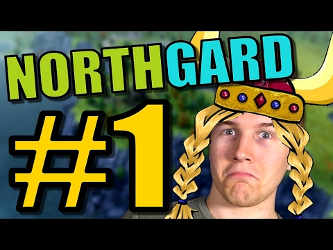 Northgard [CIVILIZATION + VIKINGS + RTS GAME] PC Gameplay Ep 1/ Part 1: Let's Play Northgard! |