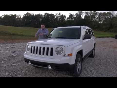 2017 Jeep Patriot - Features Review