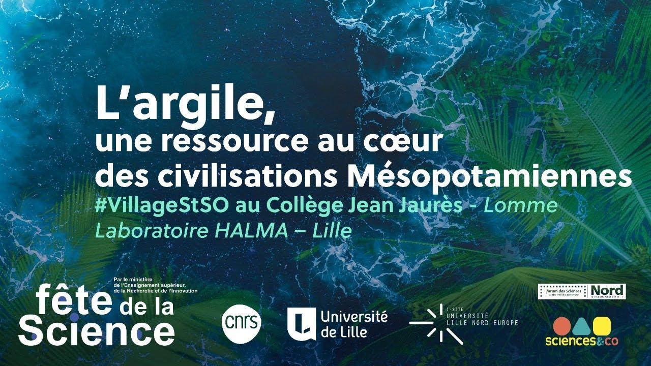Youtube Video: #VillageSTSO - Fête de la science 2020 - 5 Octobre