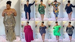 BEST Grown & Sexy Dress Try-On Haul!!! | Plus Size & Curve Collection