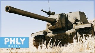 I Play the Worst Tank In Game (War Thunder)