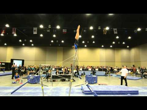 Grace Williams - Bars - 2014 J.O. Championships