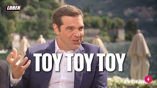 Αλέξης Τσίπρας - Όταν ο Dj βάζει Prodigy  | Luben TV