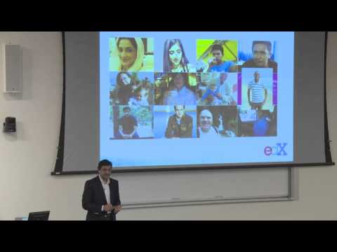 Reinventing Education - Anant Agarwal, CEO of edX