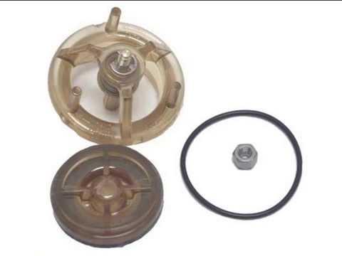Febco 765 Repair Kit - YouTube