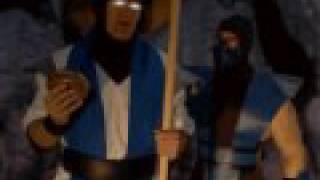 PSX Longplay [018] Mortal Kombat Mythologies: Sub-Zero