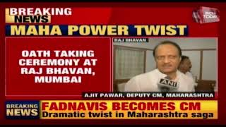 NCP's Ajit Pawar Says He Backed BJP In Maharashtra For A Stable Govt