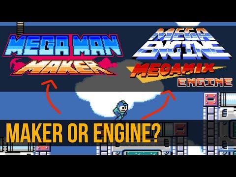Megaman Maker or