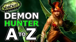 Demon Hunter A to Z