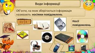 9 урок. Перетворення інформації з одного виду в інший. Пристрої для роботи з текстовою, звуковою, в