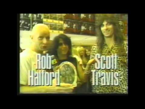 Judas Priest - Painkiller Interviews