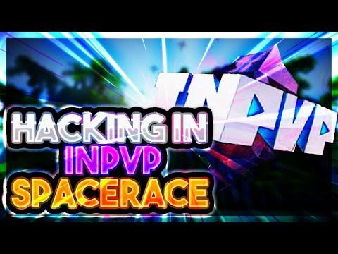 HACKING IN MCPE 1.2.9/1.2.10 INPVP NOVA SPACE RACE