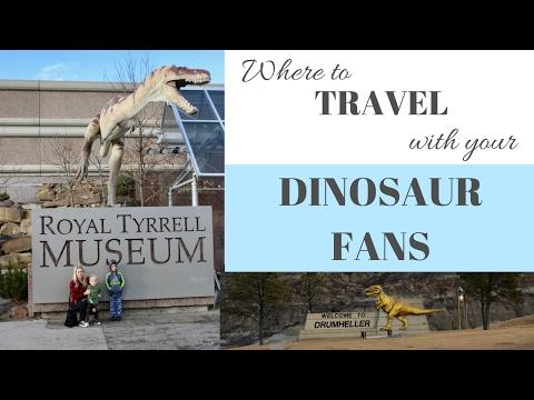 Royal Tyrrell Dinosaur Museum