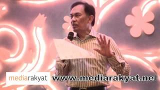 Anwar Ibrahim: Isu Korupsi Di Malaysia