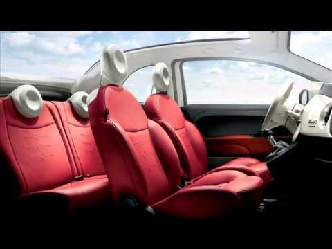 Fiat 500 Interior Youtube