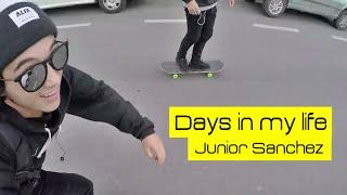 Days in my life - Junior Sanchez