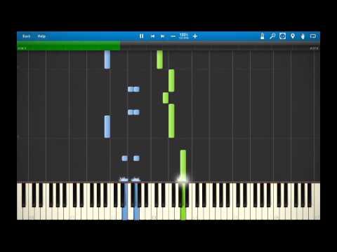 Alfred's Piano Methode voor Volwassen Beginners  - Blow the Man Down