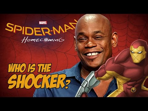 SpiderMan Homecoming  Who is the Shocker?