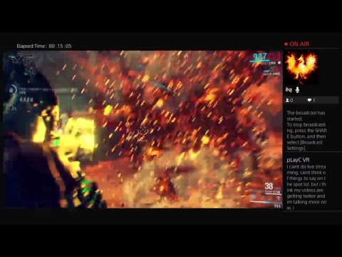 Fire-Phoenix-db's Live PS4 Broadcast