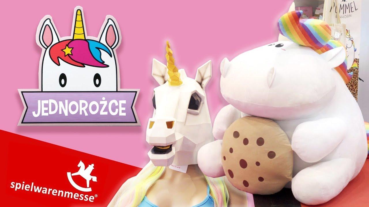 VLOG: Jednorożce i Lamy :) – Spielwarenmesse 2018