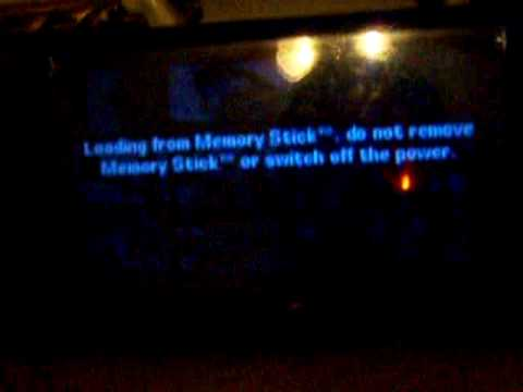 Error  Umd Reading  Of GTA VCS