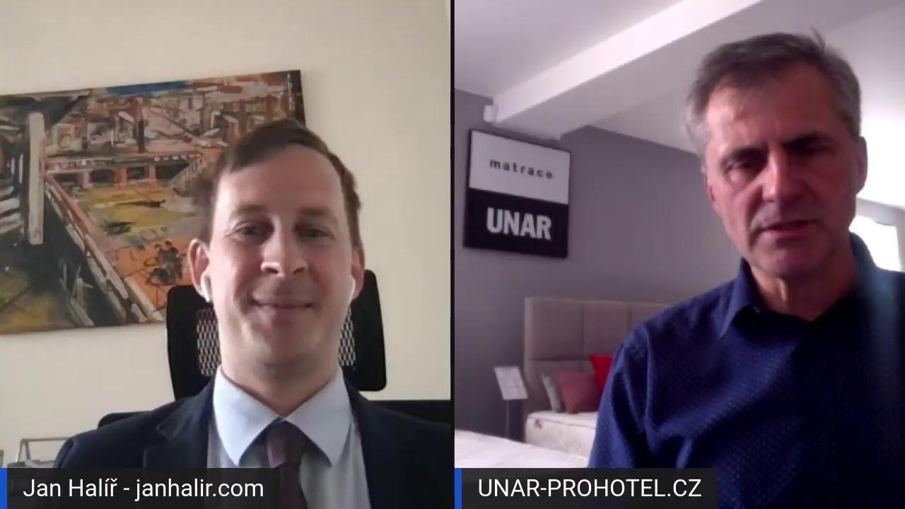 Rozhovor s Lubomírem Unarem – hotelové postele a matrace