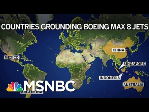 United Kingdom Joins Growing List Of Countries Grounding Boeing Jet   MSNBC Mp3