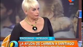 """Carmen Barbieri confesó sobre Santiago Bal: """"Pensé en matarlo"""""""