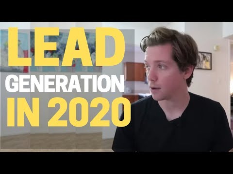 How to do Lead Generation in 2020