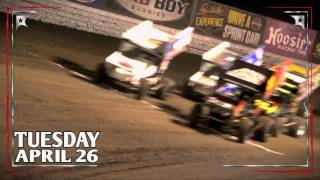 World of Outlaws Craftsman Sprint Car Series at I-30 Speedway