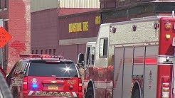 Possible chemical spill at tire manufacturing company shuts down South Park Ave.