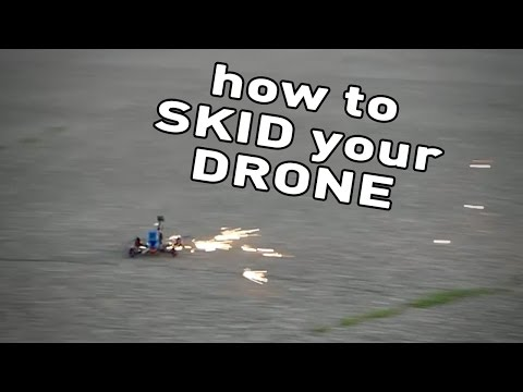 turn your DRONE into a SPARKLER!?