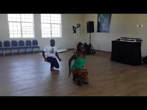 Afro salsa with Etat Major music