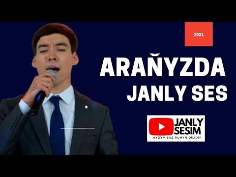 TAZE TURKMEN AYDYMLAR 2021 EZIZ ORAZOW ARANYZDA JANLY SESIM PLAY MUSIC LOVE SONGS
