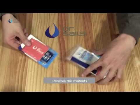 DrSails Repair Pack Microspheres Filler