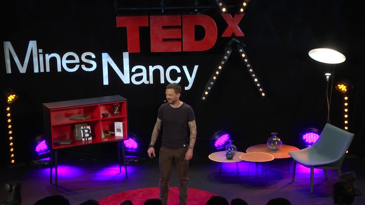 La passion du geste | Jeremy Maxwell Wintrebert | TEDxMinesNancy