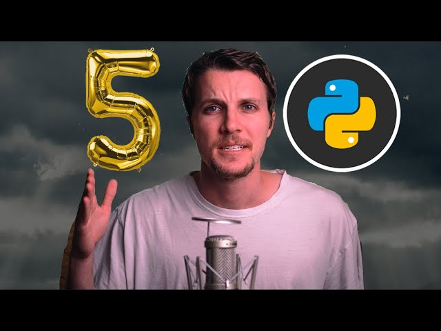 5 Python tricks that will improve your life