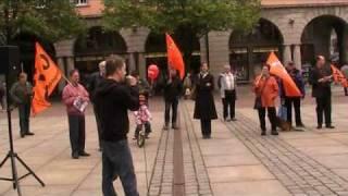 Bandbreite:  Angst vor Lissabon / 2010-05-08 Demo