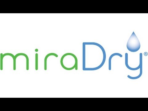 miraDry Stop Excessive Armpit Sweating Hyperhidrosis Treatment