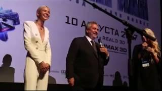 Люк Бессон представил в Москве свой новый фильм «Валериан»