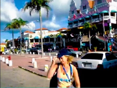 Aruba Port Tour - Oranjestad - Grand Princess Cruise