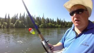 Рыбалка,сплав по мане