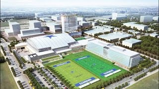 The Star in Frisco Tx: We do it big here in Dallas for our Cowboys Video